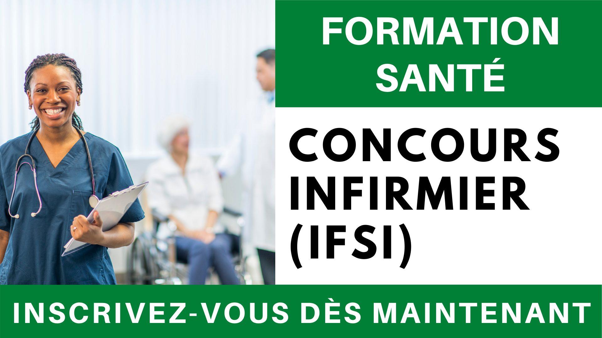 Formation sante - Préparation concours IFSI